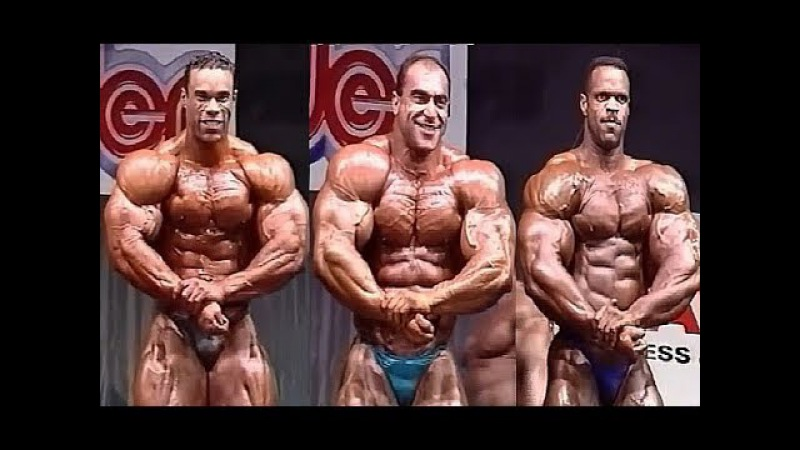 Yates vs Levrone vs Dillett vs Nasser Grand Prix Germany 1996