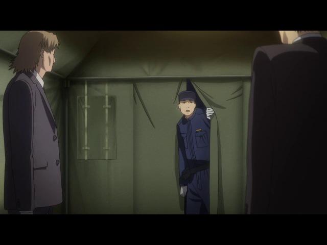 Призрак в доспехах: У истоков / Koukaku Kidoutai Arise: Ghost in the Shell - 3 серия (Ancord JAM Trina_D Nika)