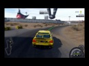 Need for Speed ProStreet Nevada Higway Ford Ecort cosworth