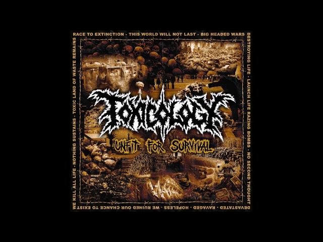 Toxicology - Unfit for Survival (2017) Full Album HQ (Grindcore/Crust)