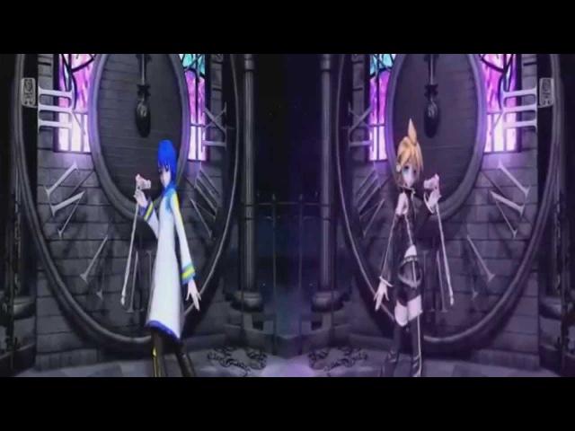 Kamiya Kun- Romeo y Cindeshota yaoi Len y Kaito (mejorado)