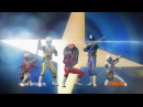 Power Rangers - Neo-Saban Narrations Samurai, Super Megaforce, Dino Charge, Ninja Steel.