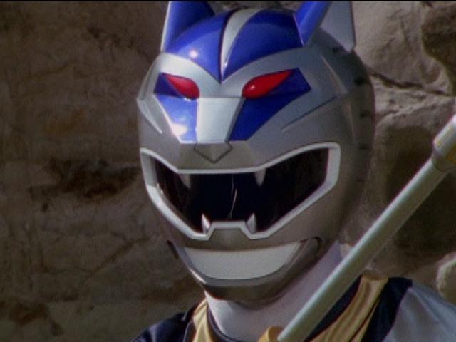 Lunar Wolf Ranger vs Zen-Aku Fights (Power Rangers Wild Force)