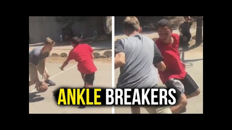 The NASTIEST Crossovers and Ankle Breakers of 2017 (SO FAR)