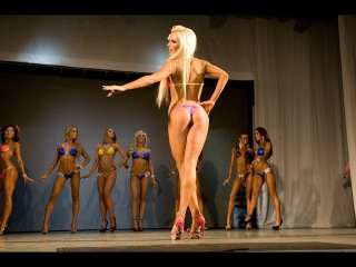 SportIsLife - Miss bikini Defile'  Selections Beauty Contest   Parade of Miss Beauty