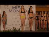 Sexy Bikini Models Fashion Show - Miss Valeggio sul Mincio 2016