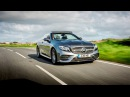 Mercedes Benz E 400 4MATIC AMG Line Cabrio UK spec A238 2017