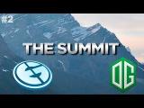 EG vs OG #2 | The Summit 6 Dota 2