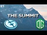 EG vs OG #1 | The Summit 6 Dota 2