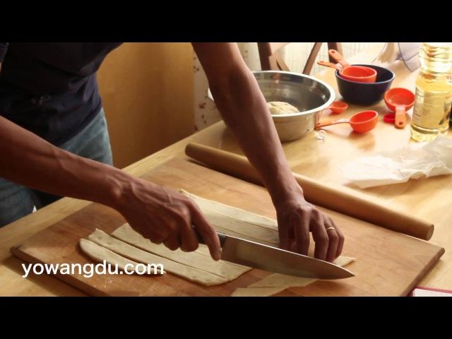 Khapse: How to Make Tibetan Losar Pastries