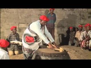 Жизнь и обычаи диких племен Африки