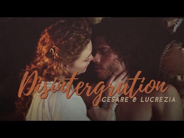 Cesare Lucrezia | Disintegration