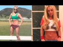 Britney Spears Intense Workout | Fitness Babes