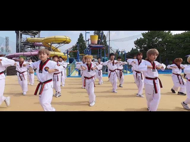 K-Tigers 2017 태권도의날 기념 K타이거즈 연합회 프로젝트