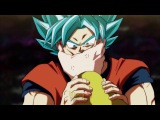 Goku SSJ2Blue vs Kale SSJ Berseker