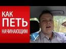 Видео урок вокала для начинающих Урок вокала от В.Кашеварова