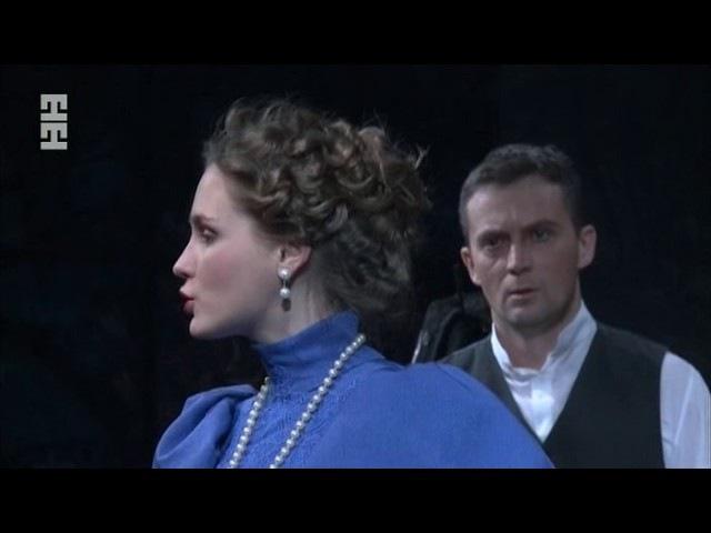 Сердце не камень Малый театр 2015 2 е действие