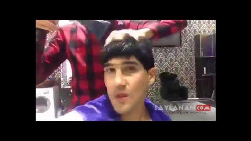 Turkmen Prikol 2017 Biz salonda
