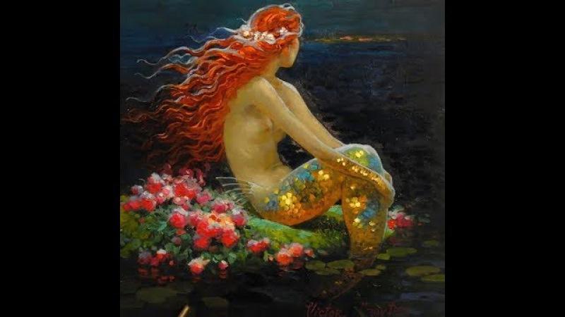 VIKTOR NIZOVTSEV - Russian painter ✽ Music of Song / Patricia Spero