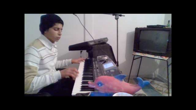 Violent trist Korg pa500 BY Mouhamed FIRAS