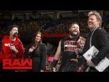 Mick Foley kicks off the first Raw of 2017 Raw, Jan. 2, 2017