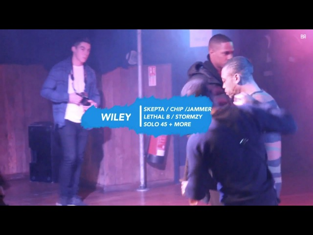 Skepta, Chip, Stormzy, Jammer, Lethal B, Solo More | Wiley Snakes Ladders Tour Grime Set | BRMG