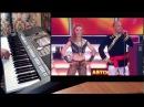 Dschinghis Khan - Moskau Remix 2017 на синтезаторе Yamaha PSR S970