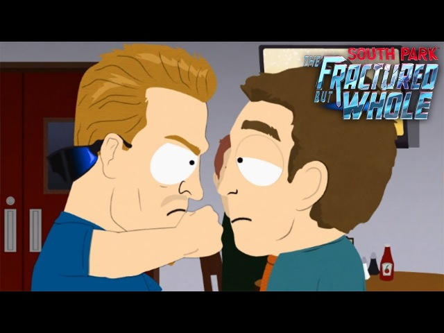 МИКРОАГРЕССИЯ ► South Park: The Fractured But Whole 10