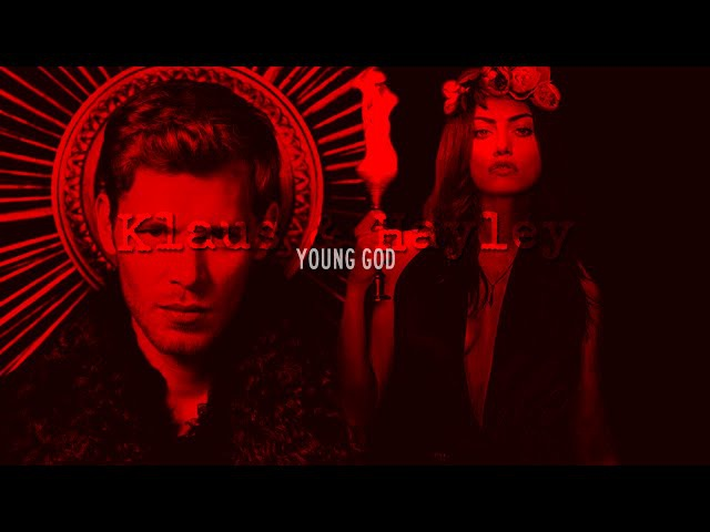 ●Klaus Hayley | Young God