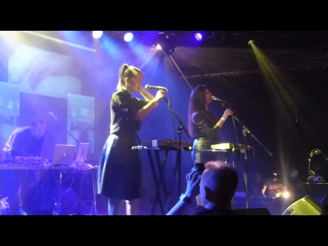 2015-08-29 Marsheaux - The Sun The Rainfall Live Electronic Summer Gothenburg