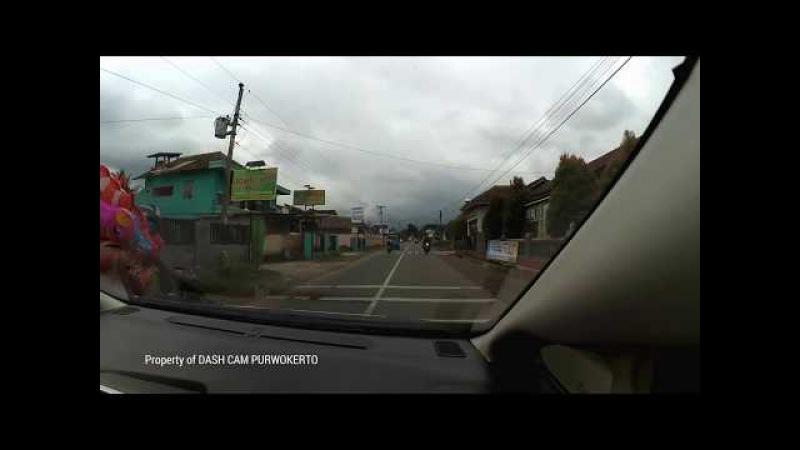 Susur Jl Sunan Bonang Yg Masih Terlihat Asri Ke Arah Tambak Sogra Dashcam Indonesia Purwokerto