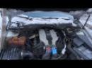 Опель омега Б 2,6L - рестаил. Y26SE. ДМРВ от ВАЗ-2110