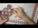 Julia Cabral Dolls Time lapse Blythe Custom Makeup