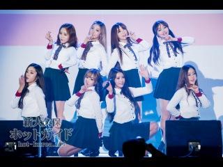 [ALL] 160925 LOVELYZ K-POPシークレットコンサート 日韓交流おまつり2016 in Tokyo ダイジェスト 러486