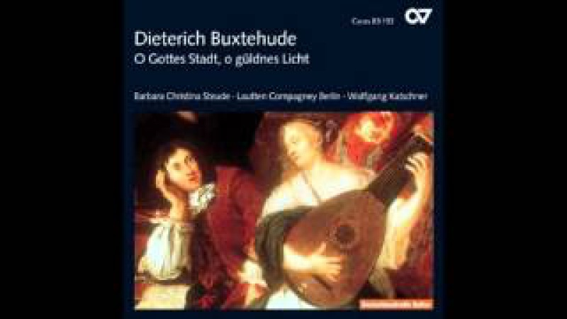 Dieterich Buxtehude • BuxWV 35 • Herr, auf dich traue ich