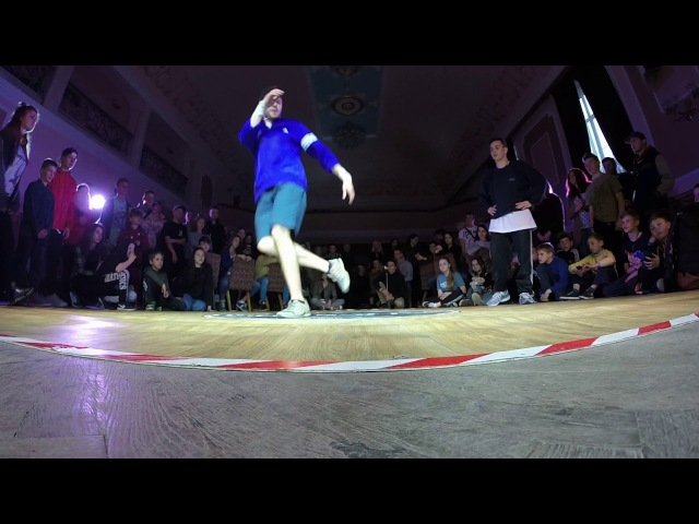 Vasky vs Ican 1 8 Final Breaking pro 1x1 MAD Battle