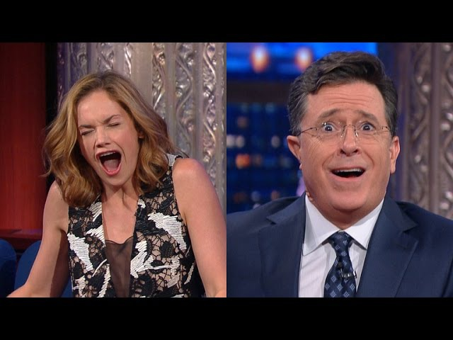 Ruth Wilson And Stephen Do NOT Show Their Orgasm Faces