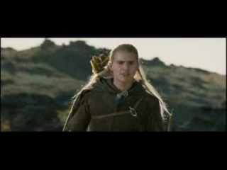 They're taking the hobbits to Isengard-legolas...divertente