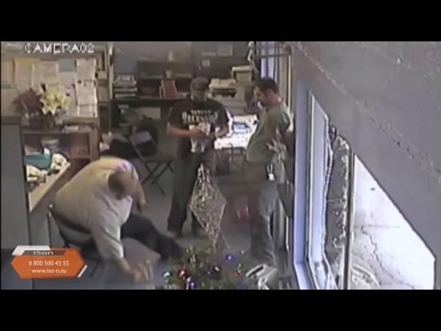 Подборка приколов снятых на камеру видеонаблюдения 420 800TVL