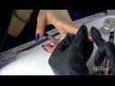07 Видео-урок Зеркальные ногти пигментом-втиркой от Ангелины Фрейман