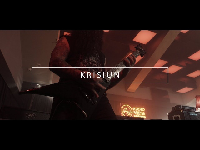 Krisiun - Full Show (AudioArena Originals) (2017)