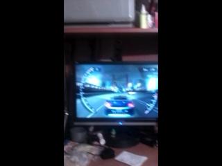 Драг-Рейсинг.Хёндай Тибурон GT V6.Need for Speed Underground 2.