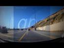 30.05.17. Ужасная авария в Баку. Погиб полицейский