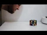Как очень быстро собрать Кубик Рубика !!!...
