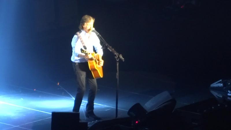 Yesterday - Paul McCartney at Madison Square Garden 2017.09.17