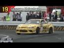 FIA Intercontinental Drifting Cup 2017 Leg 1 Solo Run Georgy Chivchyan 2nd Run
