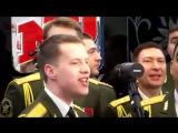 Хор МВД исполняет Get Lucky