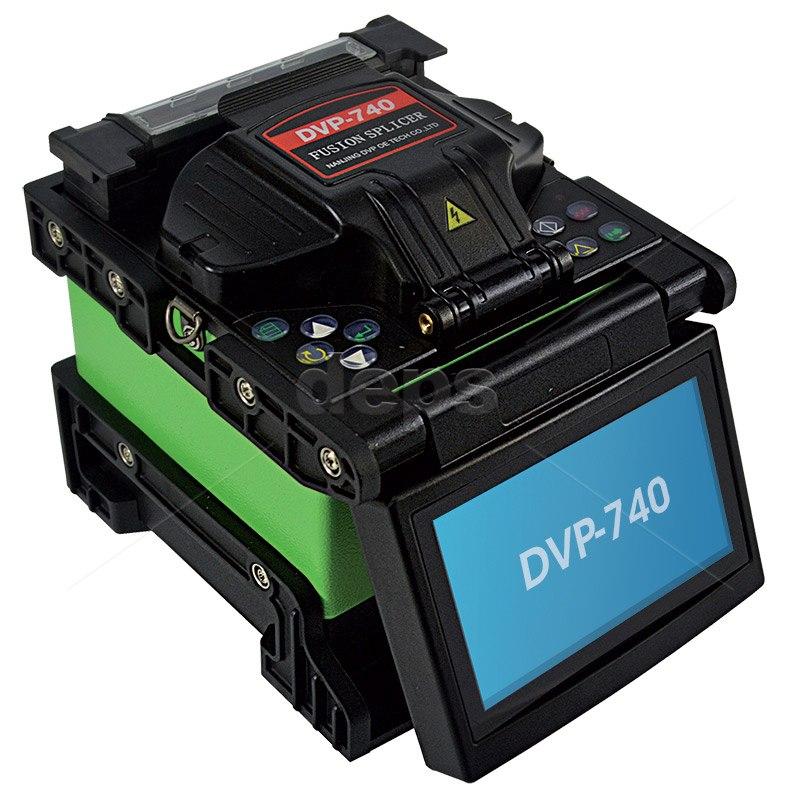 DVP Зварювальний апарат DVP-740 для зварки оптоволокна