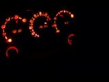 Toyota Altezza пересвет климата контроля и штатной магнитоллы!