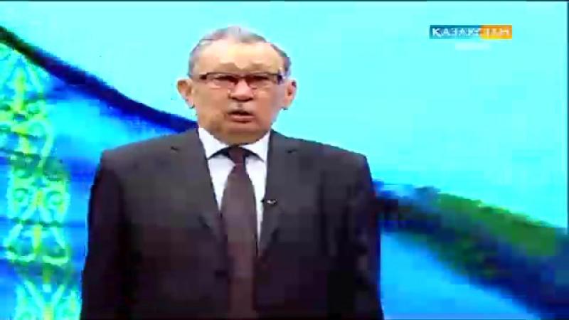 Арғынбай Бекбосын - қоғам қайраткері 16желтоқсан Тәуелсіздікке25жыл taraztv
